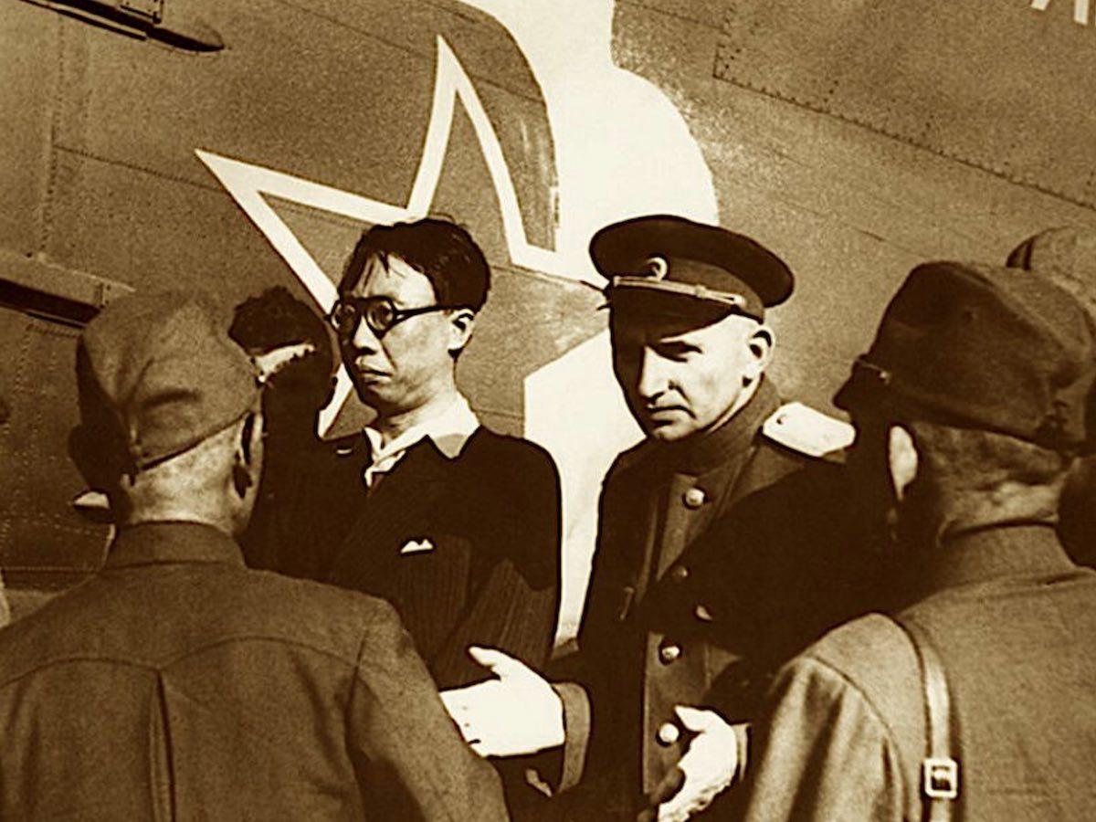 Пу И в плену СССР