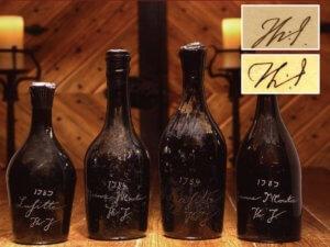 поддельное вино Chateau Lafite-Rothschid