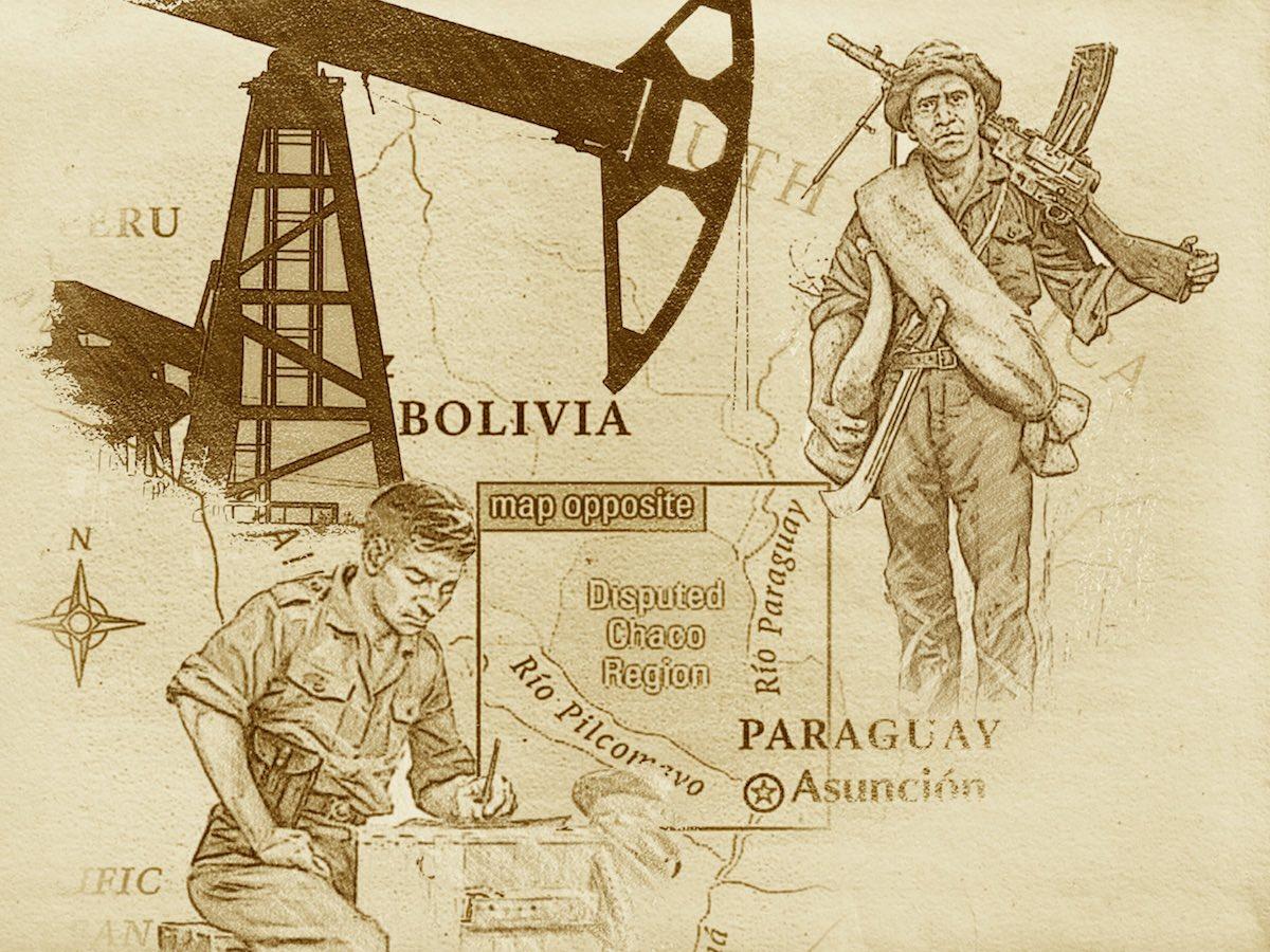 Война Парагвая с Боливией