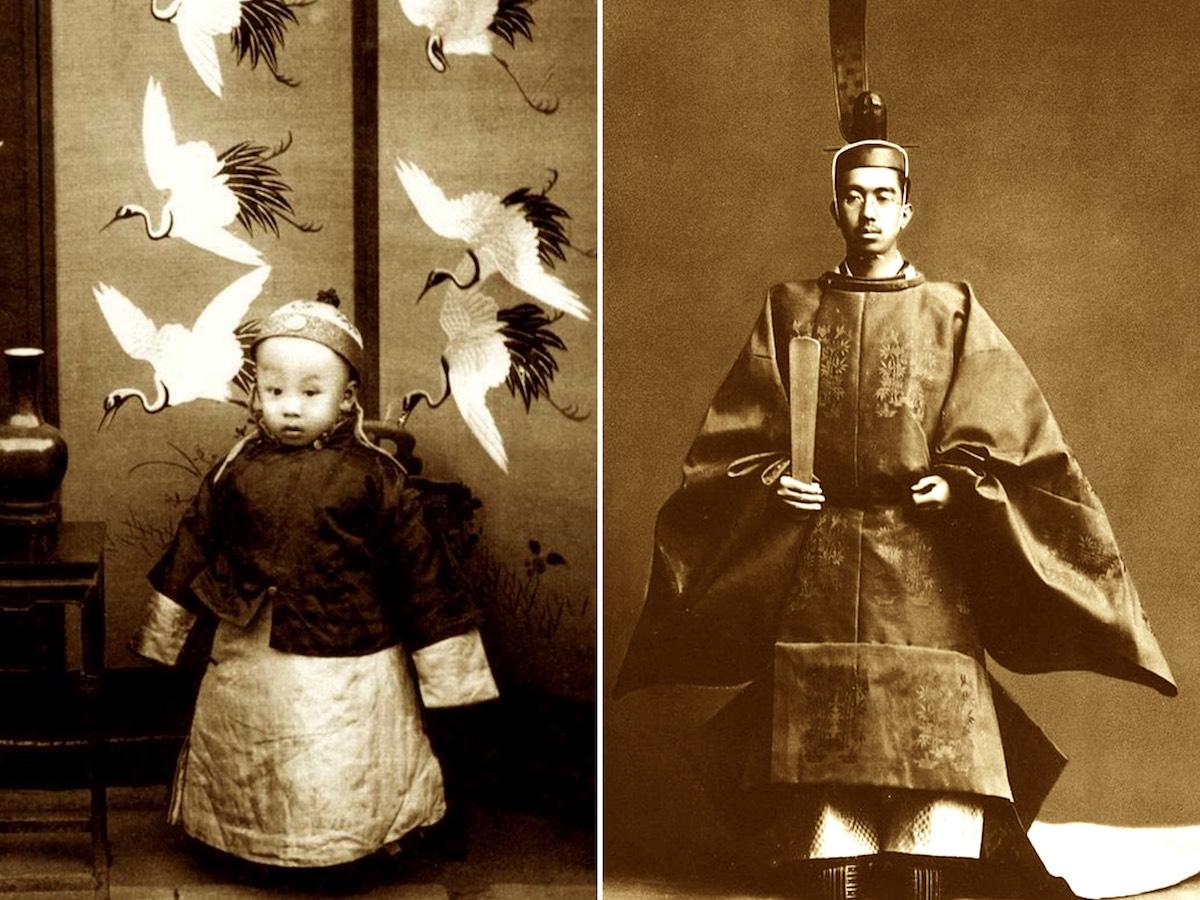 император Пу И