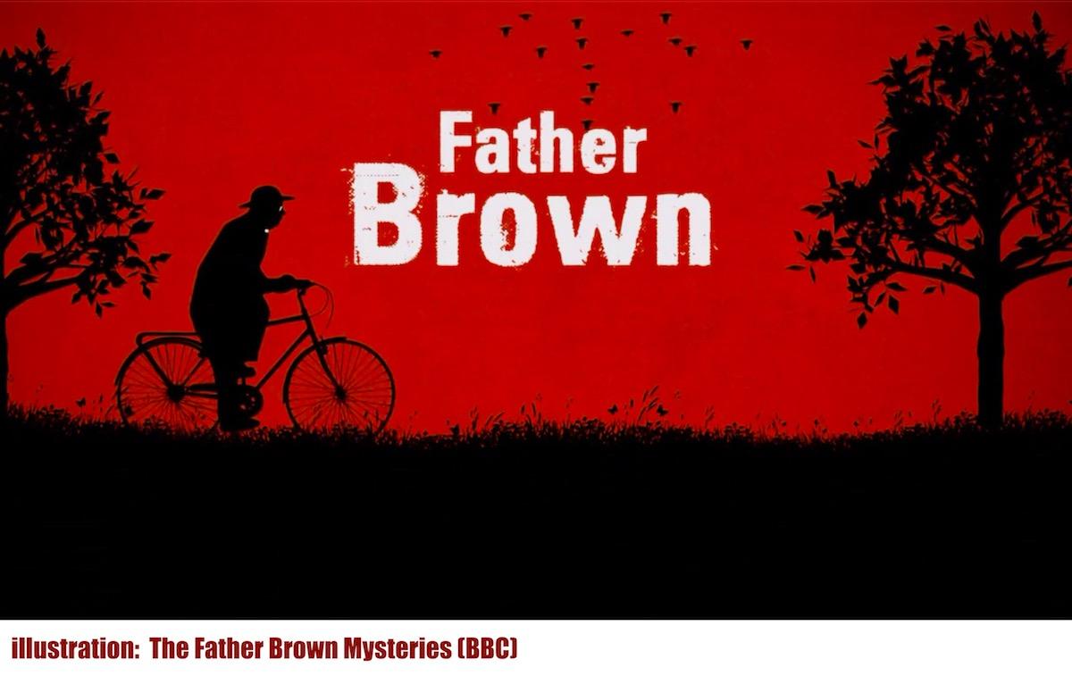 """Гілберт Честертон """"Святий Отець Браун"""""""
