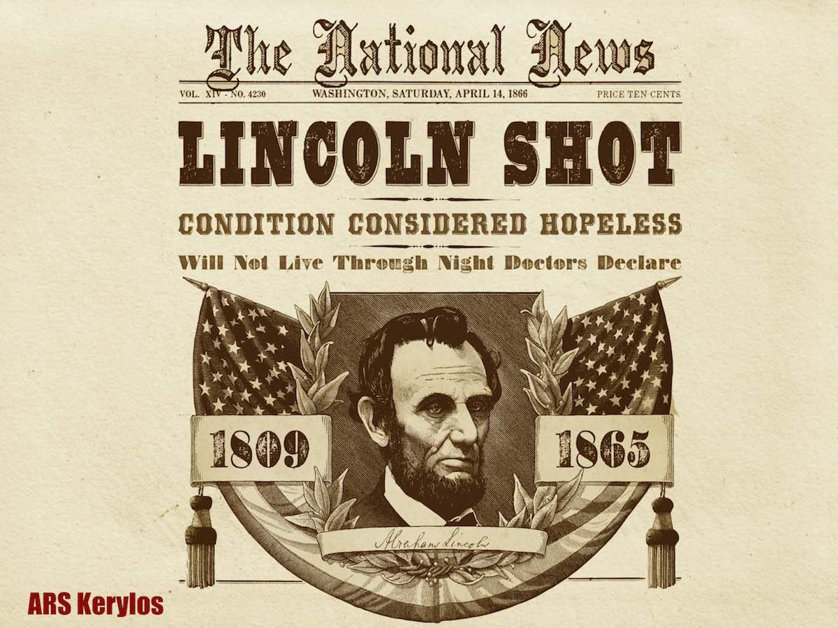 Американская пресса об убийстве Авраама Линкольна