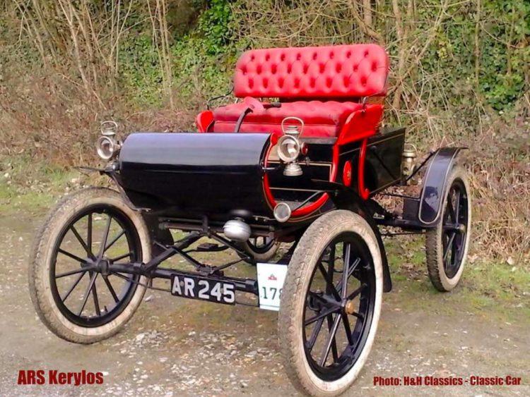 Oldsmobile 1903 года