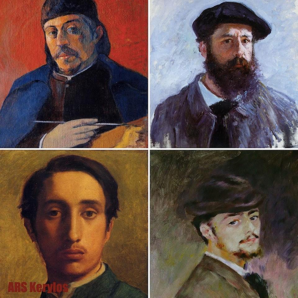 французские художники