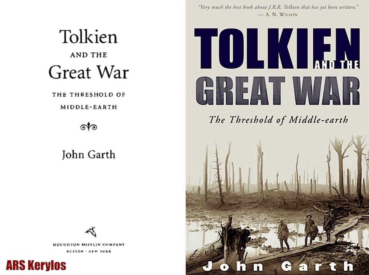 Книга «Толкин и Великая война: преддверие Средиземья», автор Джон Гарт