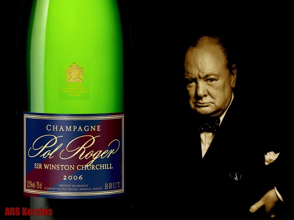 Pol Roger - любимое шампанское Уинстона Черчилля