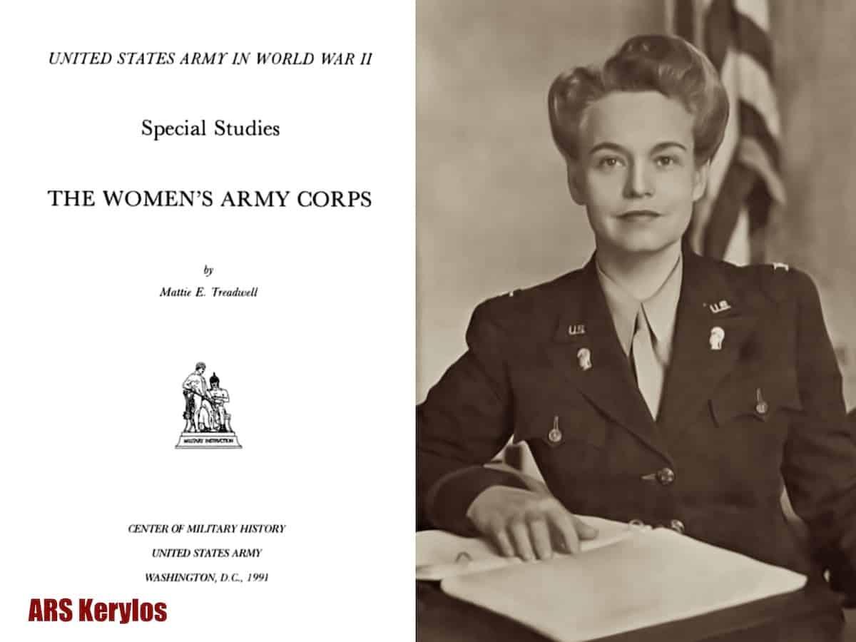 Овета Калп Хобби - первый руководитель Женского армейского корпуса США