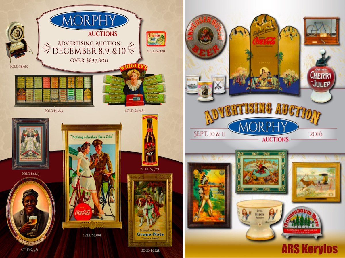 «Morphy's» - аукционный дом в Лас-Вегасе