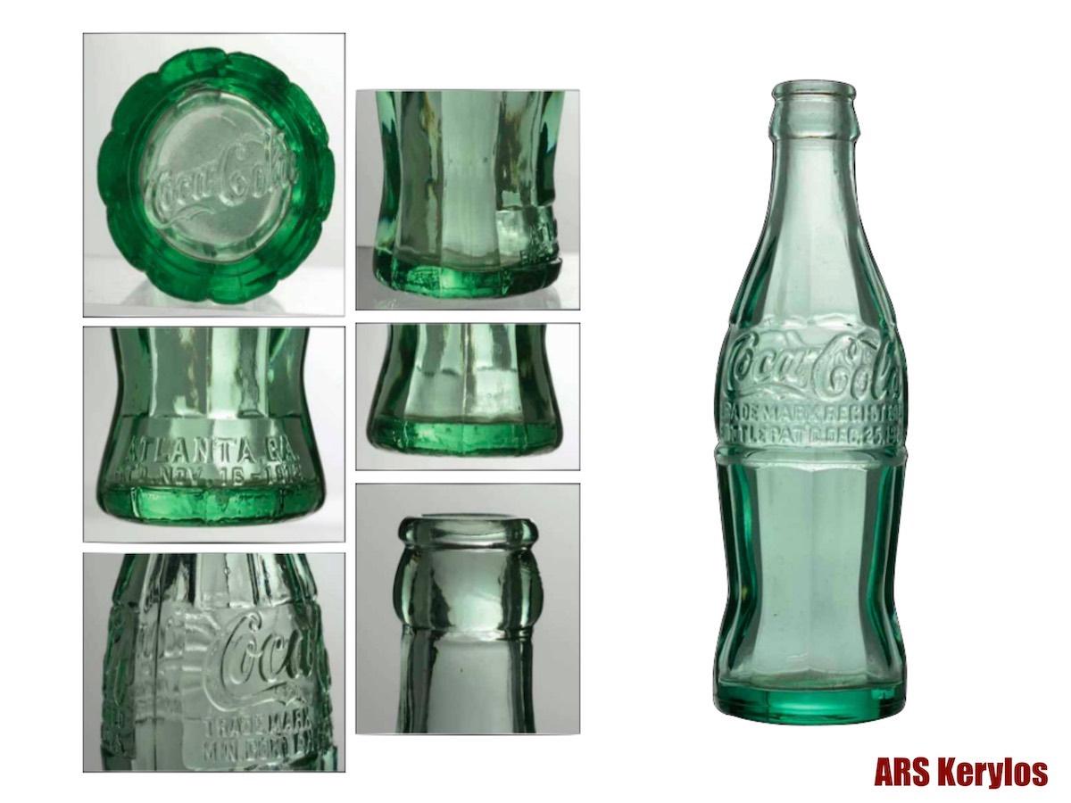Старинная бутылка Coca-Cola за $110700