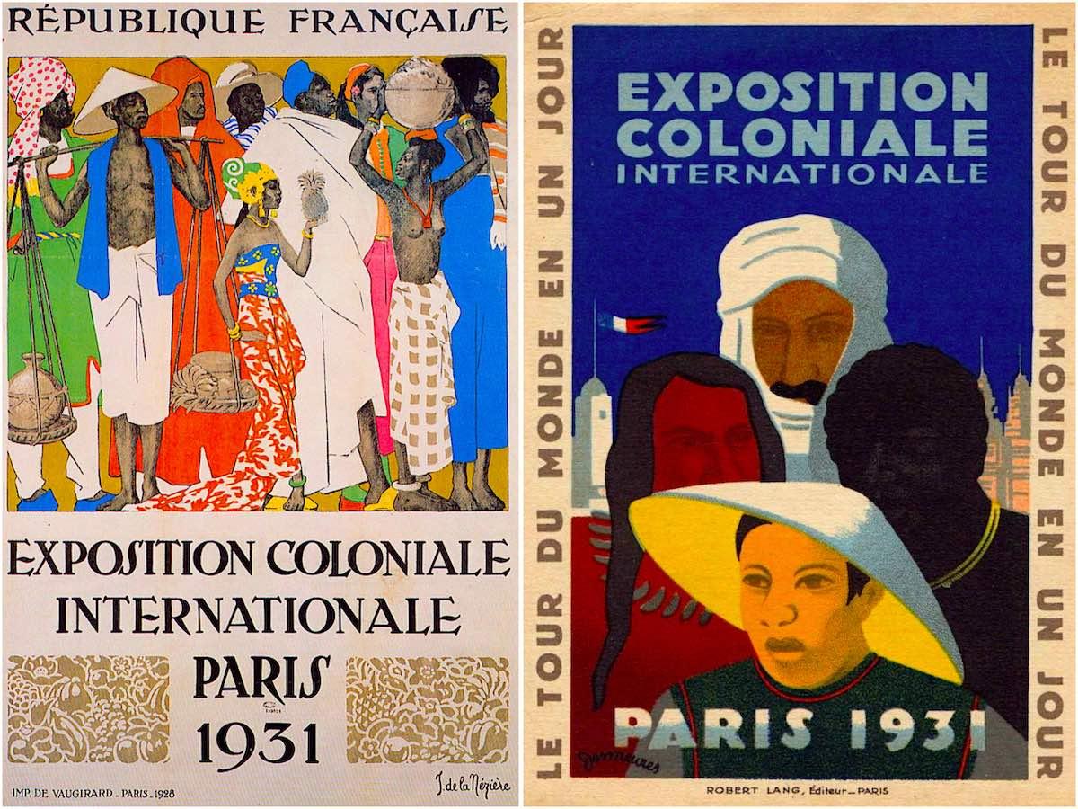 Колониальная выставка 1931 года в Париже