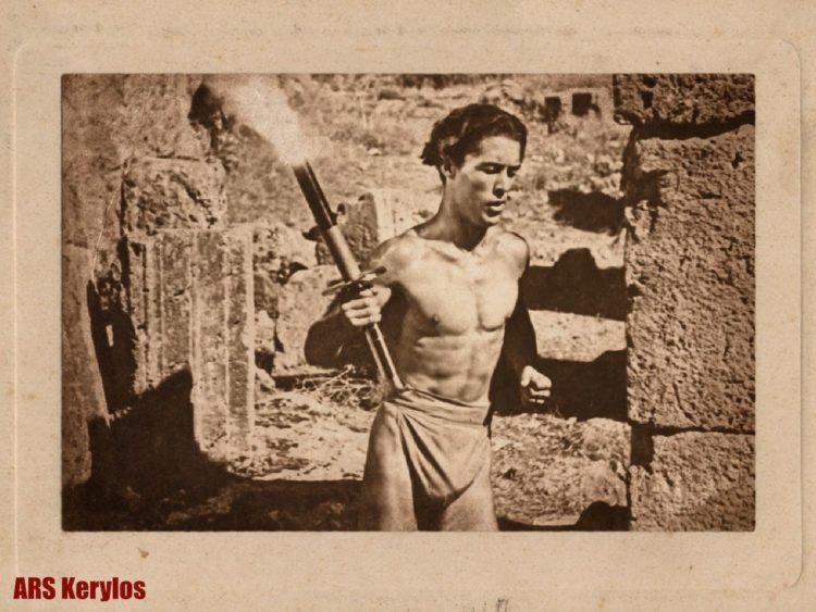 Анатолий Добрянский, фильм Олимпия, 1938 год