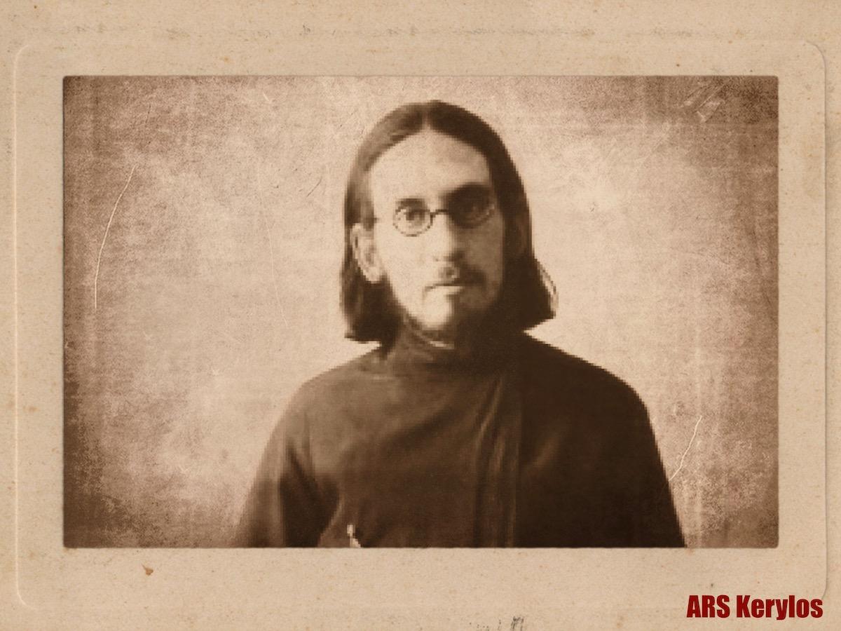 Валерий Перелешин - монах Герман