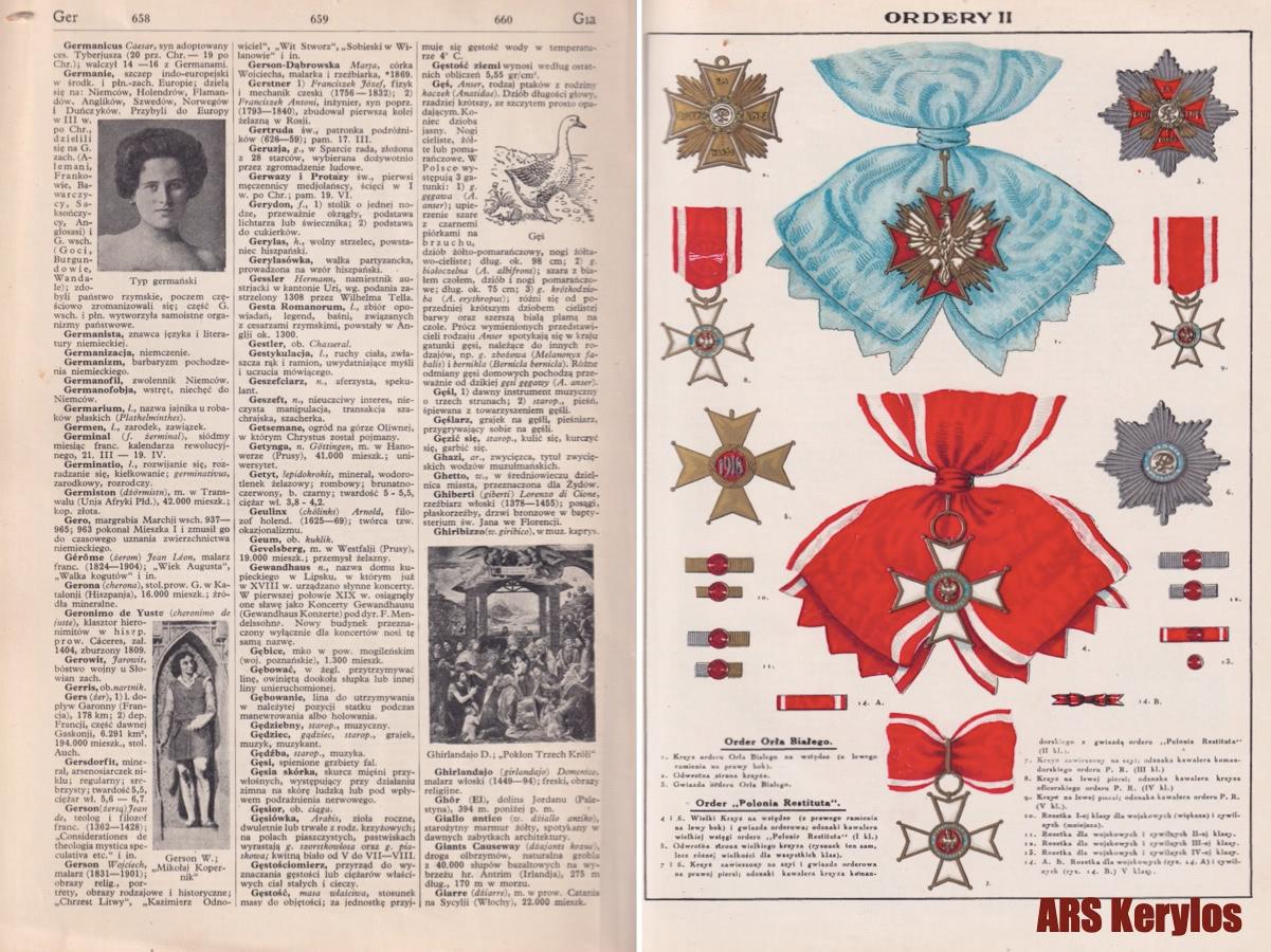 Leksykon Ilustrowany TEiM, 1934