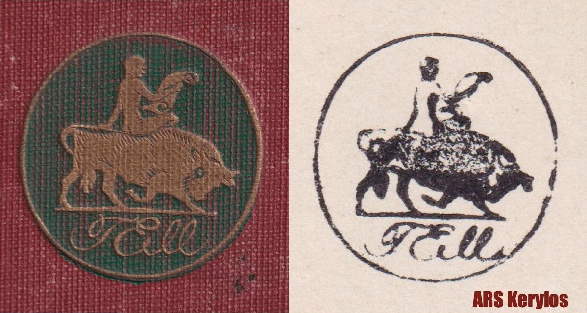 Логотип типографии Trzaska, Evert i Michalski